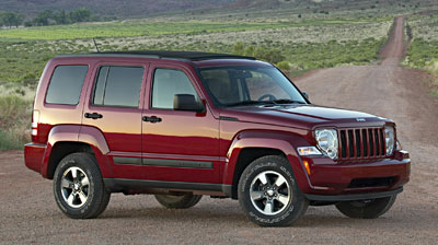 2008 jeep liberty review
