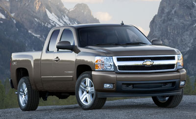 2008 Chevrolet Silverado Review