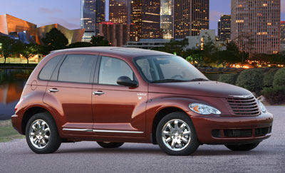 Used Lexus Convertible >> 2008 Chrysler PT Cruiser Review