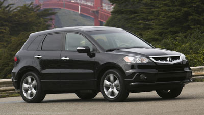 2008 acura rdx review rh newcartestdrive com Acura RDX Manual PDF Acura RDX Owner's Manual