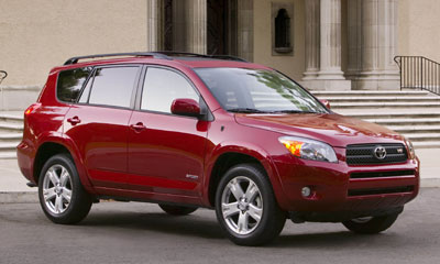 2008 Toyota RAV4 Review