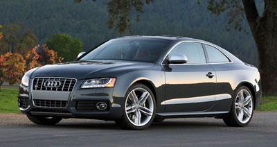 2008 Audi A5 Review