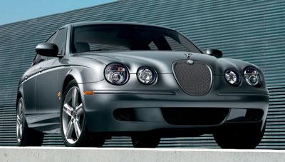 High Quality 2008 Jaguar S Type
