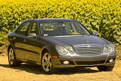 2008 Mercedes Benz E Class Review