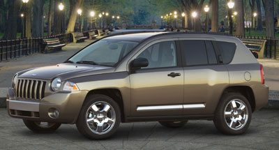 Perfect 2008 Jeep Compass