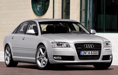 2008 Audi A8