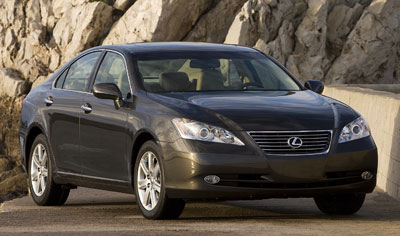 2008 Lexus Es Review