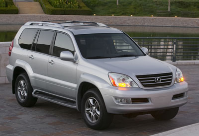 Lexus gx 470 first drive – full review of the new lexus gx 470.