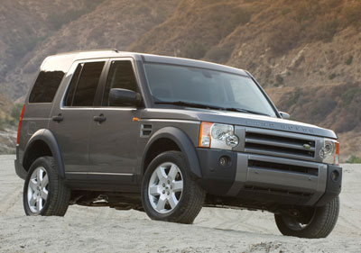 2008 Land Rover LR3 Review
