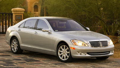 Superb 2008 Mercedes Benz S Class