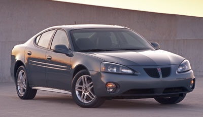 2005 Pontiac Grand Prix For Sale With Photos Carfax