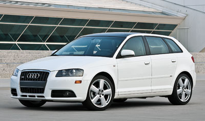 Audi A3 2008 >> 2008 Audi A3 Review