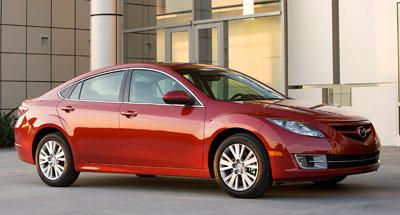 2009 Mazda 6 Review