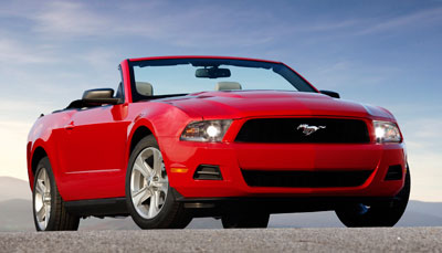 2010 Ford Mustang Review