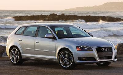 2009 audi a3 review rh newcartestdrive com Audi Floor Mats Rubber Factory Audi A3 Rubber Mats