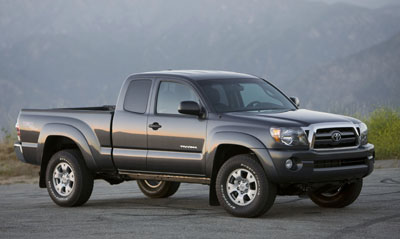 2009 Toyota Tacoma Review
