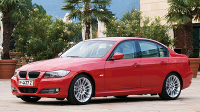 2009 bmw 3 series review