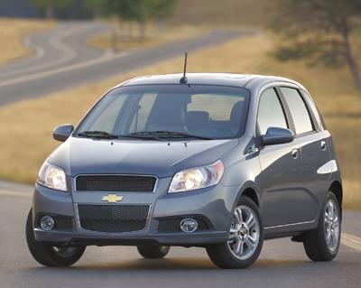 2009 Chevrolet Aveo Review
