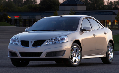 2009 Pontiac G6 Review