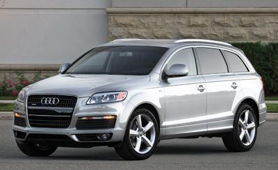 Audi 2009 q7