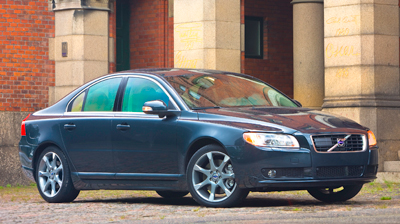 2009 Volvo S80 Review