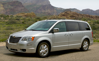 2009 Chrysler Town Amp Country Review