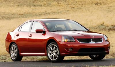 2009 Mitsubishi Galant Review