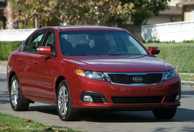 Amazing 2009 Kia Optima