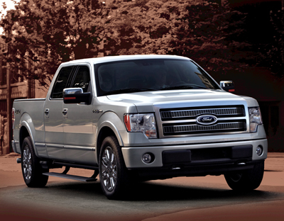 2010 Ford F 150