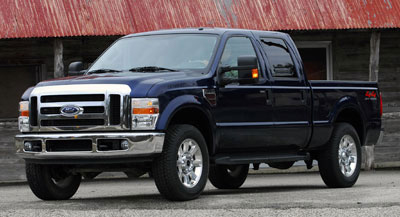 2010 Ford Super Duty Review