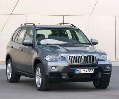 front review view bmw