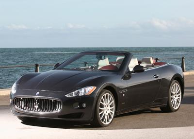 2011 Maserati Gran Cabrio Review