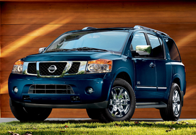 Nissan Armada Towing Capacity >> 2010 Nissan Armada Review