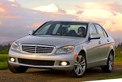 2010 Mercedes Benz C Class Review