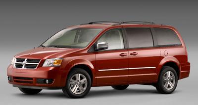 2010 Dodge Grand Caravan Review