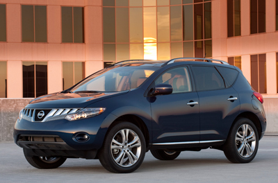 2010 nissan murano review