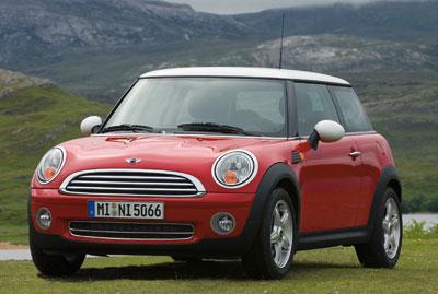 2010 Mini Cooper Review