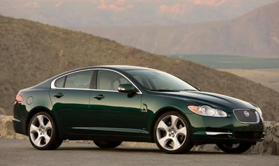 Beautiful 2010 Jaguar XF
