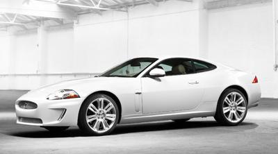Charming 2010 Jaguar XK