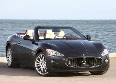 2011 Maserati Granturismo Review