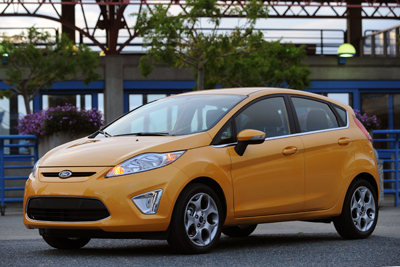 2011 Ford Fiesta Review