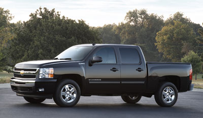 2011 Chevrolet Silverado Review