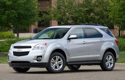 2011 Chevrolet Equinox Review