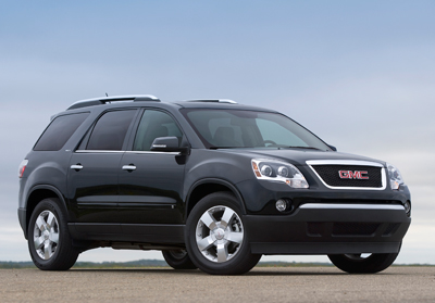 2011 Gmc Acadia Review