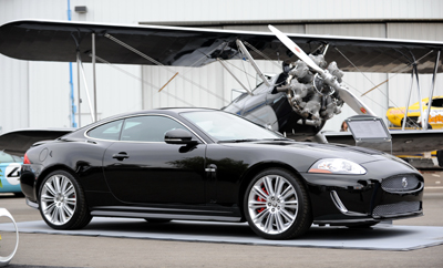 11 xkr175 hero - 2011 Jaguar Xkr Coup