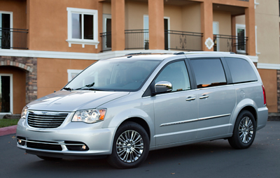 2011 chrysler town and country sliding door wont close