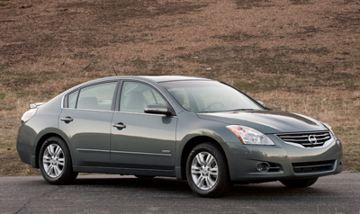 2011 Nissan Altima Review