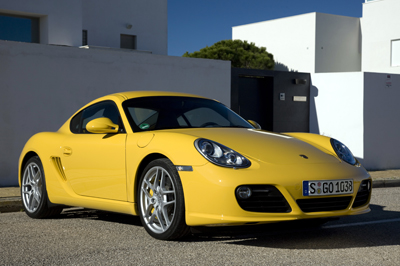 2011 Porsche Cayman Review