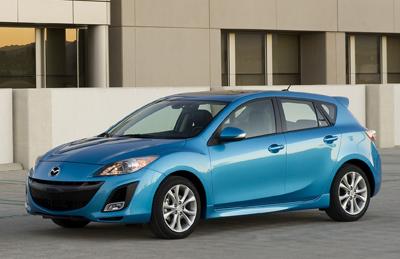Attractive 2011 Mazda 3