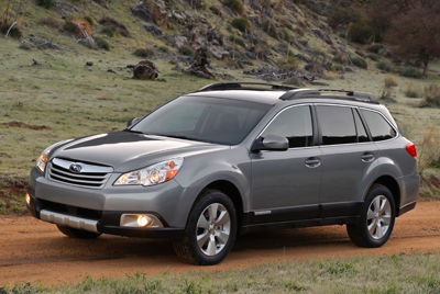 2011 Subaru Outback ReviewNewCarTestDrive